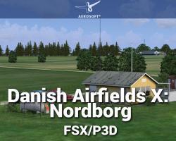 Danish Airfields X: Nordborg Scenery