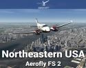 Northeastern USA Scenery for Aerofly FS 2