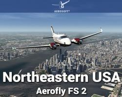 Northeastern USA Scenery for Aerofly FS 2