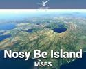 Nosy Be Island Scenery for MSFS