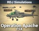 Operation Apache Missions