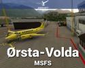 Ørsta-Volda Airport (ENOV) Scenery for MSFS