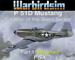 P-51D Mustang 'Cadillac of the Skies Series' Part 1: Restored