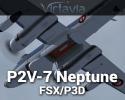 Lockheed P2V-7 Neptune for FSX/P3D