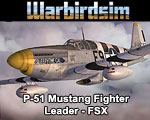 P-51 Mustang Fighter Leader - FSX