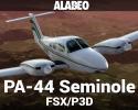 Piper PA-44 Seminole for FSX/P3D