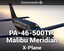 Piper PA-46-500TP Malibu Meridian G1000