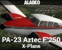 Piper PA-23 Aztec F 250 for X-Plane