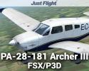 Piper PA-28-181 Archer III for FSX/P3D