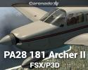 Piper PA-28-181 Archer II for FSX/P3D