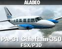 Piper PA-31 Chieftain 350 for FSX/P3D