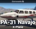 Piper PA-31 Navajo HD Series for X-Plane