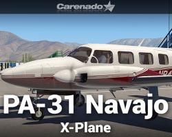 Piper PA-31 Navajo HD Series