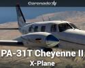 Piper PA-31T Cheyenne II for X-Plane