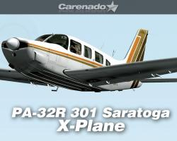 Piper PA-32R 301 Saratoga SP
