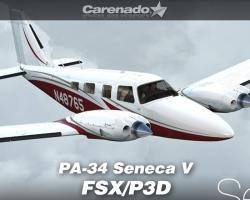 Piper PA-34 Seneca V