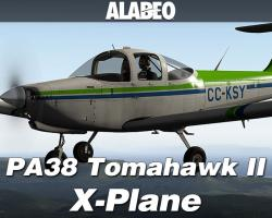 Piper PA-38 Tomahawk II for X-Plane