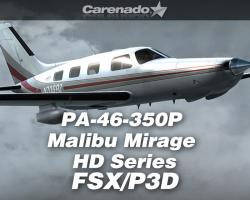 PA-46-350P Malibu Mirage HD Series