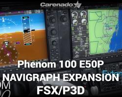 Navigraph Expansion Pack for Phenom 100 E50P