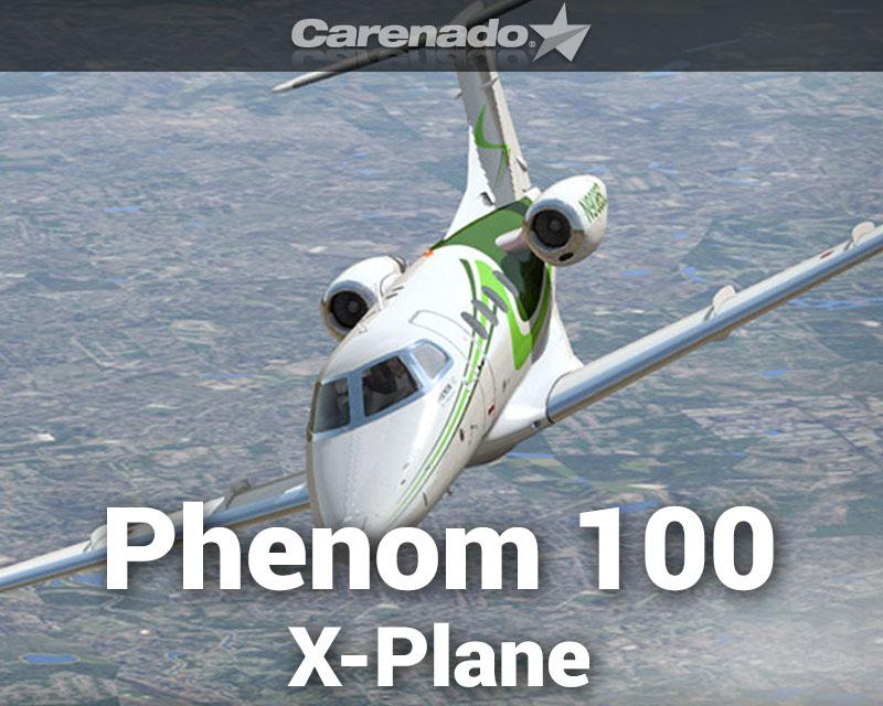 Embraer Phenom 100 E50P HD Series for X-Plane