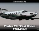 Pilatus PC-12 HD Series for FSX/P3D