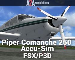 Piper Comanche 250 Accu-Sim