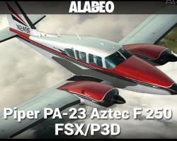 Piper PA-23 Aztec F 250