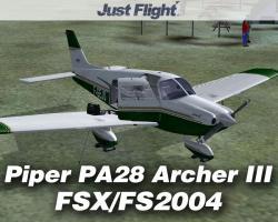 Flying Club Piper Archer III