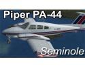 Piper PA-44 Seminole for FSX
