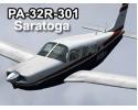 Piper PA-32R-301 Saratoga SP for FSX