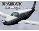 Piper PA-32R-301 Saratoga SP for FSX