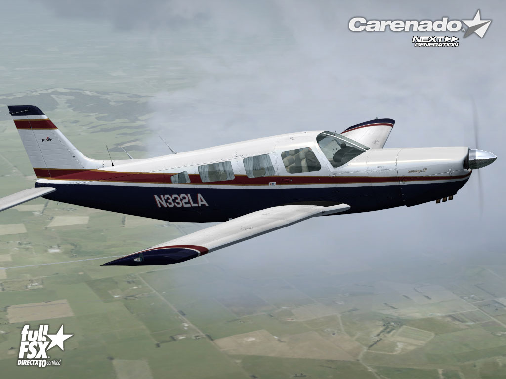 piper pa 32r 301 saratoga sp for fsx by carenado rh simshack net Piper Saratoga Performance Piper Engine