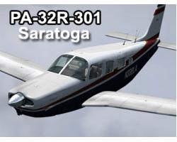 Piper PA-32R-301 Saratoga SP