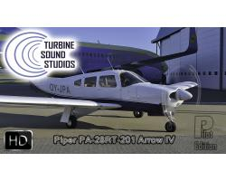 Piper 28-201 Arrow Pilot Edition Sound Pack for FSX/P3D