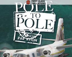 Pole to Pole (Aero Commander 680) for FSX/FS2004