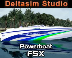 Powerboat for FSX
