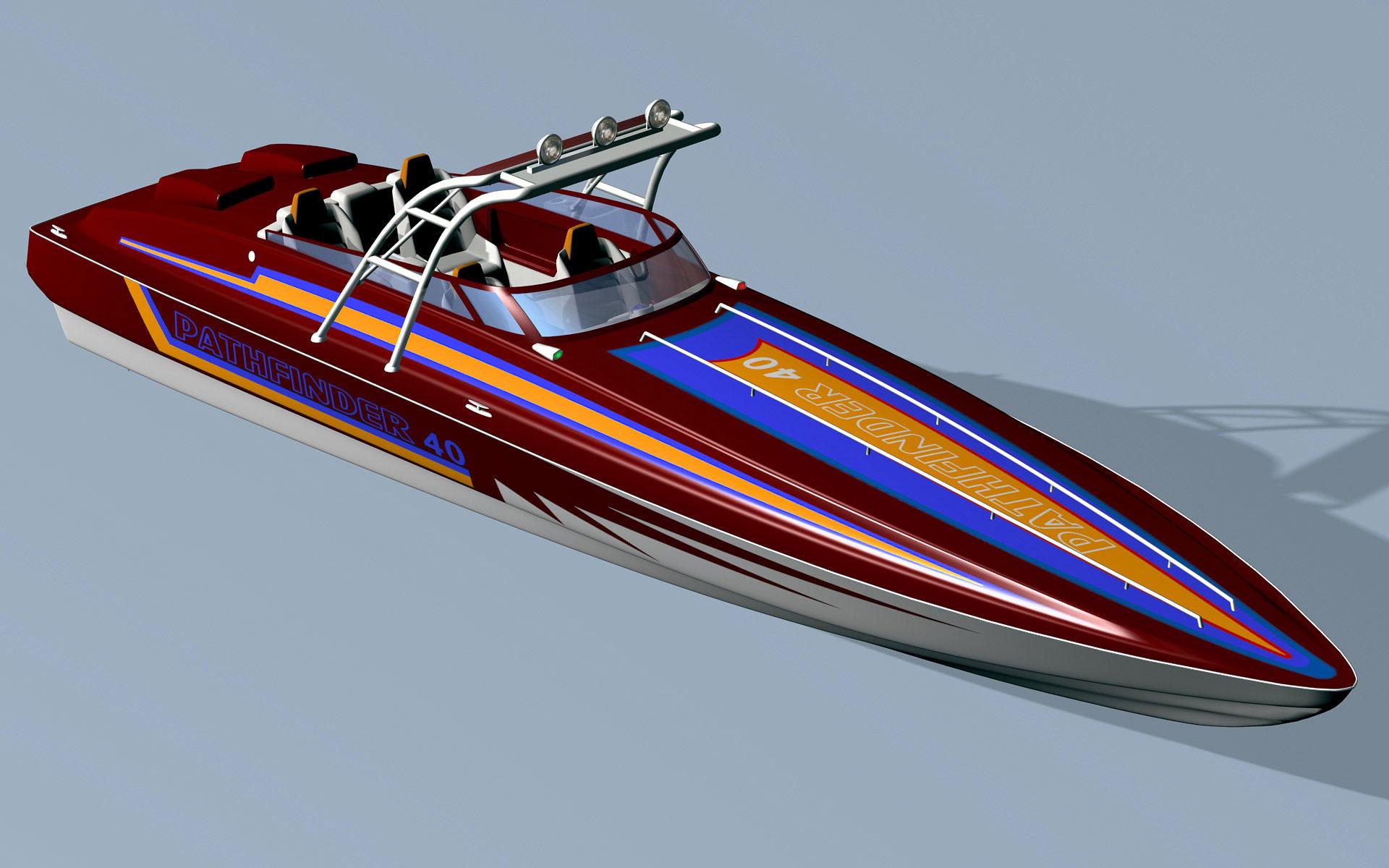 Powerboat for FSX by Deltasim Studio