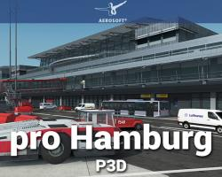 sim-wings pro Hamburg Airport Scenery for P3D