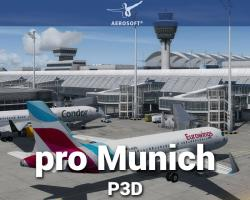 sim-wings pro Munich Airport Scenery for P3D
