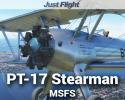 PT-17 Stearman for MSFS