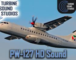 ATR-42/72 PW-127 HD Sound Pack