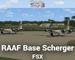 RAAF Base Scherger Scenery for FSX