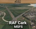 Free RAF Cark (AG123) Scenery for MSFS