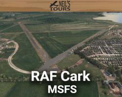 Free RAF Cark (AG123) Scenery