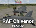 RAF Chivenor Scenery for FSX/P3D