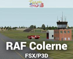 RAF Colerne Scenery for FSX/P3D