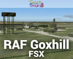RAF Station Goxhill Scenery for FSX/P3D