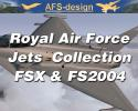 AFS-Design Royal Air Force Jets for FSX & FS2004
