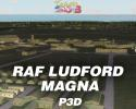 RAF Ludford Magna Scenery for P3D