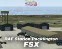 RAF Station Pocklington (1943) Scenery for FSX/P3D